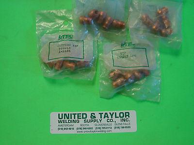 Esabltec Nozzle Tip 120-a Pt-121 5-pack Part 999263