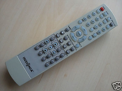 Original INSIGNIA TV/DVD REMOTE CONTROL VC532237 060921 (Insignia Dvd Tv)