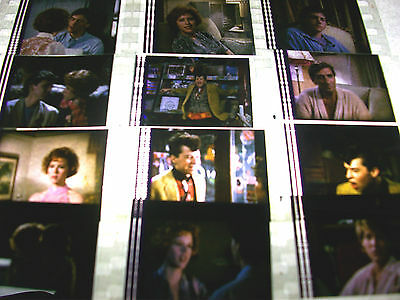 PRETTY IN PINK Film Cell Lot of 12 - collectible compliments dvd poster