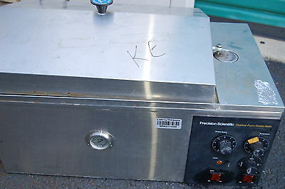 Precision Shallow-form Variable Speed Shaker Water Bath Culture Dubnoff