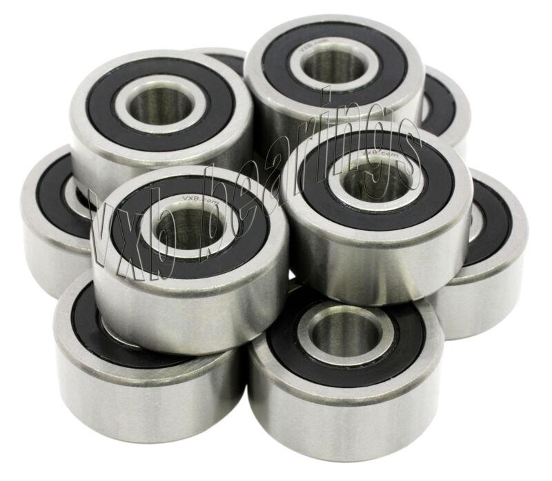 "10 Bearings 1616R5 Ball Bearing 1/2"" Half inch 1616 R5"