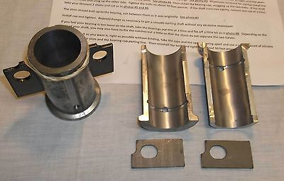 4 Piece Main Bearing Set John Deere 1.5 Hp E Hit Miss Gas Engine New Design