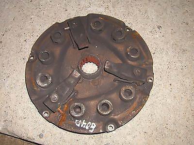 Farmall 504 Diesel Rowcrop Tractor Orignal Ih Clutch For Flywheel