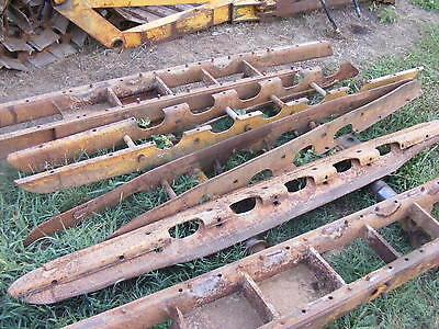 Antique John Deere 40 420 430 440 Crawler Rock Guard  Farmerjohnsparts