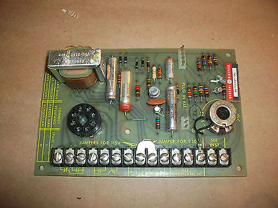 Ge Photoelectric Control Board 3s7511rs575a1