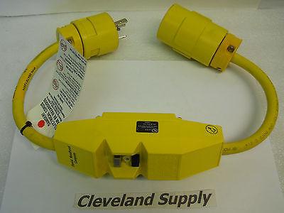 Daniel Woodhead 2647e123in Portable Ground Fault Circuit Interupter New No Box