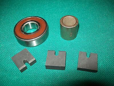 Delco 6 Volt Generator Repair Kit John Deere A M D B G 3 Brush 1100506 1100390