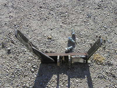 International 460 Utility Tractor Three Point Top Link Holder Mounting Bracket