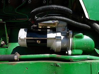 Oliver 770 880 1650 1655 1850 1755 1855 Diesel Tractor Gear Reduction Starter