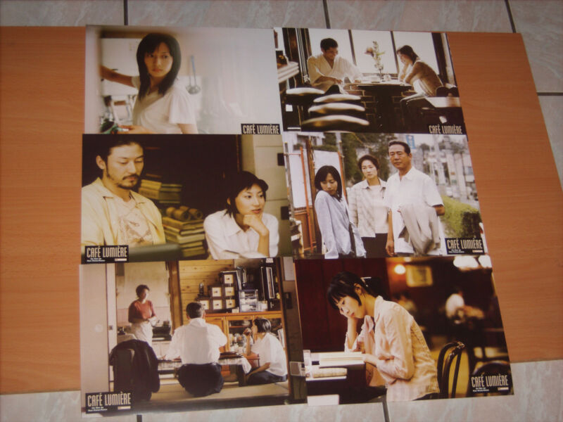 CAFE LUMIERE - Hou Hsiao Hsien
