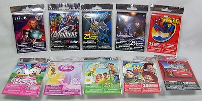 Savvi Pack Of 25 Temporary Tattoos Great Party Favors Disney Marvel Avengers 1D Temporary Tattoo Pack