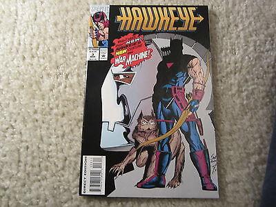 HAWKEYE #3: 1ST APPEARANCE OF NEW COSTUME COOL COMIC!!! - Hawkeye Comic Costume