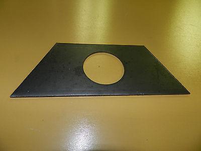 A-Frame Trailer Jack Bottom Support Plate 2k & 5K -