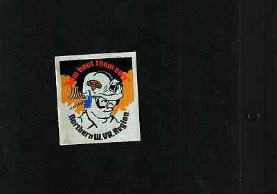 Nice Consol Coal Co  Coal Mining Sticker   253