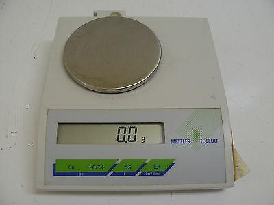 Mettler Toledo Digital Lab Bd601 Portable Analytical Balance Scale 600g X .1g