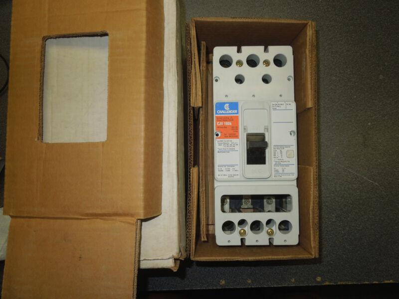 CHALLENGER CUTLER HAMMER CJV2250F 250 Amp 2 Pole Circuit Breaker