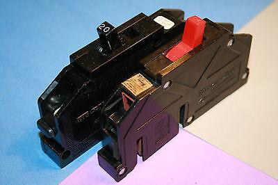 Zinsco 20 Amp 1-pole Type Q Breaker Magnatrip