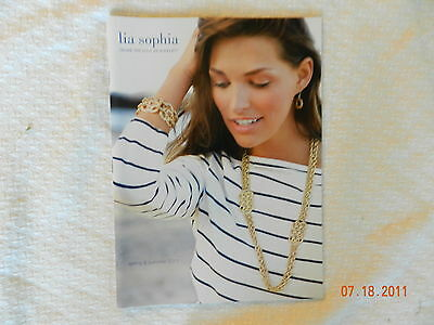 New Lia Sophia Catalog Spring/Summer 2011