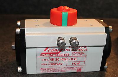 Unitorq Pneumatic Valve Actuator B20 K55 Dls