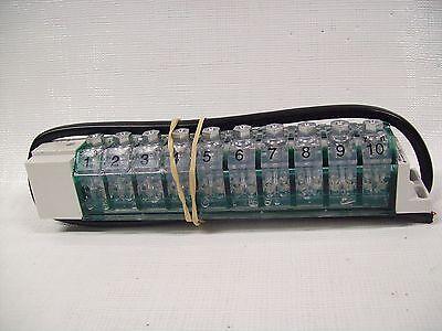 Ats Multi-pair Dual Terminal Block 11fo3a