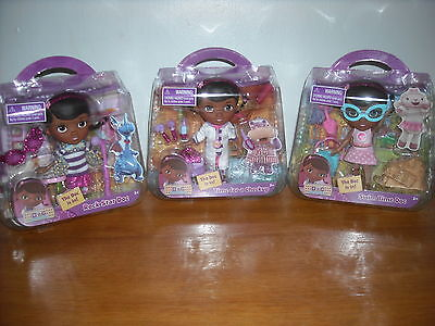 S DOLL Rock Star, Swim Time and Time for Checkup  (Doc Mcstuffins Rock)