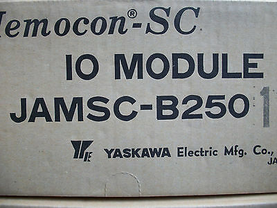 Yaskawa  Mocon Sc  Io Module  Jamsc B2501  New In Box  Fast  Shipping