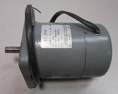 D.c. Motor 220 Rp - Part Number 5020d-9c B453533rev A