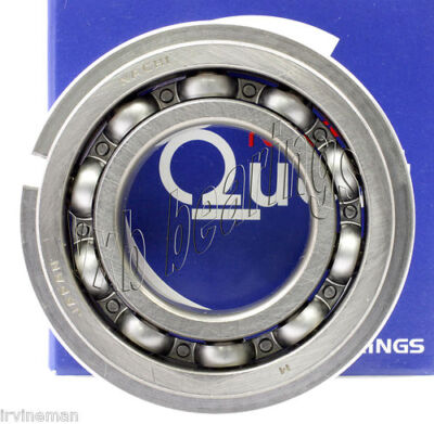 6019nr Nachi Bearing Open C3 Snap Ring Japan 95x145x24 Ball Bearings