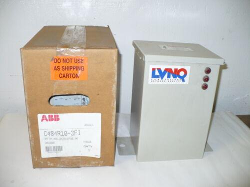 ABB CAPACITOR MODEL C484R10-3FI