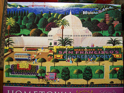 Puzzle   Jigsaw   Heronim   San Francisco Conservatory   1000     Nvr Opned