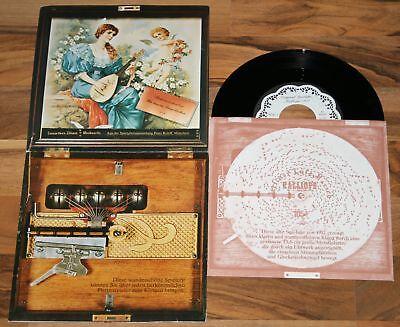 Single Original Spieluhr Kalliope 1912 Fledermauswalzer Wir tanzen Ringelreihen