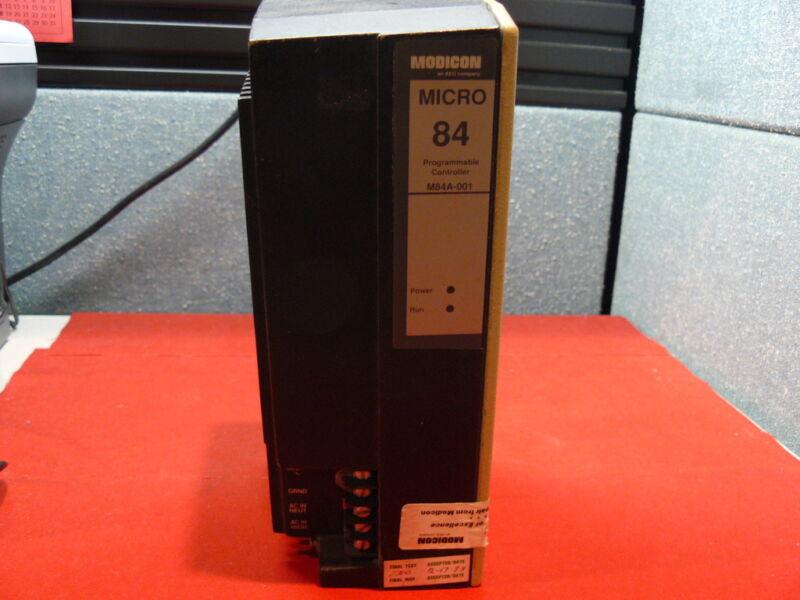ASM84A001 Gould Modicon Controller AS-M84A-001