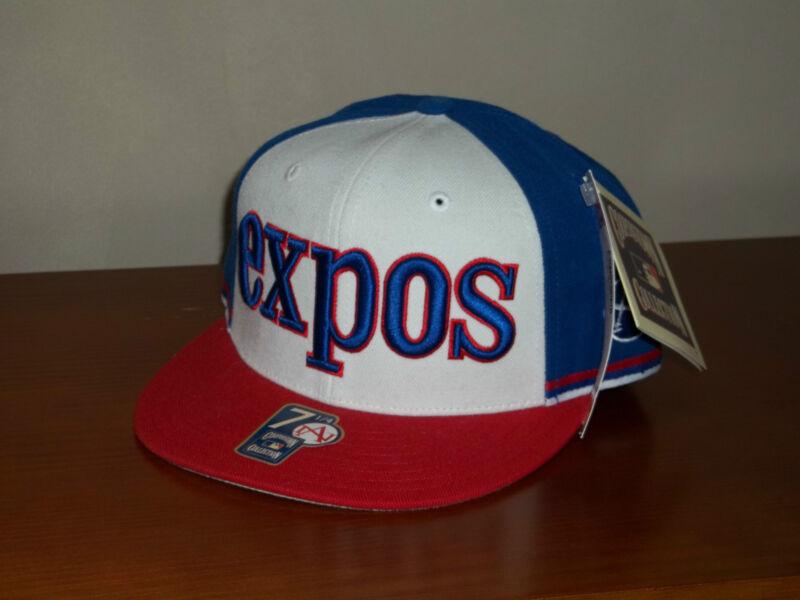 "Montreal Expos Vintage ""Cooperstown"" Hat"