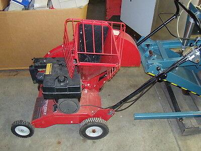 Troy Bilt 47279 Chipper Vac Vacuum Self Propelled 5hp