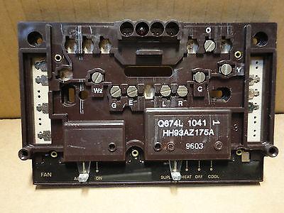 ~DiscountHVAC~ HH93AZ175 - Carrier Parts Thermostat Sub Base Honeywell Q674L1041 - Carrier Sub-base