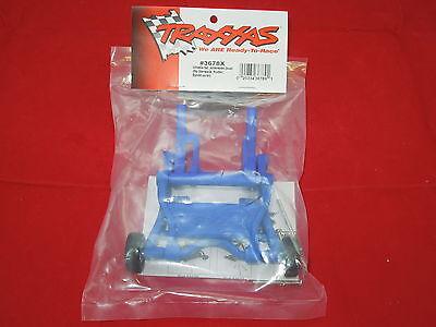 Traxxas 3678X BLUE Wheelie Bar SON-UVA DIGGER STAMPEDE RUSTLER BIGFOOT SLASH VXL