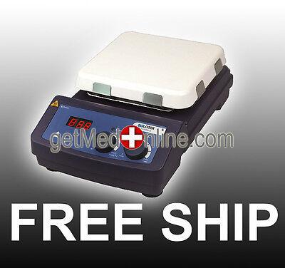 Scilogex Led Display Digital Stirrer 7x7 Ceramic Hotplate Ms7-h550-s 81322100