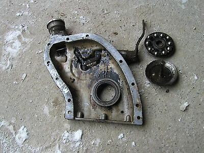 Massey Harris Ferguson Model 50 Tractor Govonor Assembly With Cover Housing