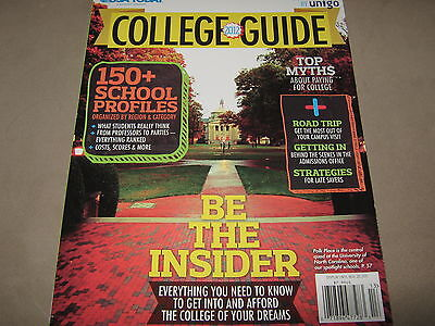 USA TODAY COLLEGE 2012 GUIDE 150 Best Colleges Costs Planning Tips How to