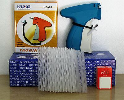 Tagging Gun 5000 1 Clear Barbs 100 Sale Price Tag