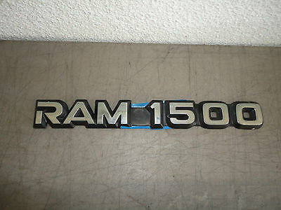 (Ram 1500 Emblem Dodge Ram 1500 Magnum Pick Up 94 95 96 97)