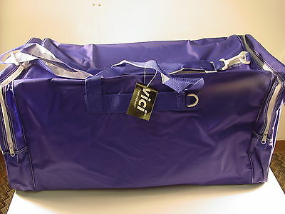New Vici Team Duffel Chile Soccer Football Gym Bag Royal Blue Xtra Large  722 Xl