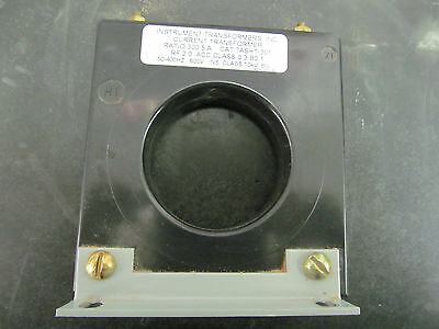Instrument Transformers Inc. Control Transformer 7asht-301 Ratio 3005a