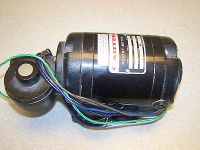 Didde 722-705 Carter Regent Water Pan Roller Motor Msb0924bs 115vdc