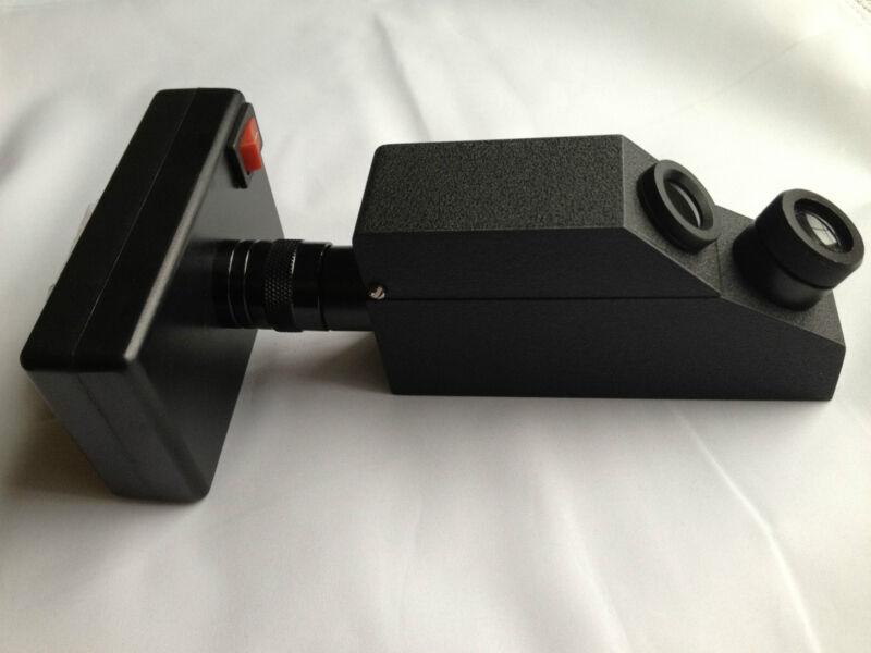 DESKTOP LED LIGHT for POLARISCOPE / Gem refractometer..