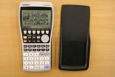 Casio FX-9860GII USB Power Graphic Calculator W Cover