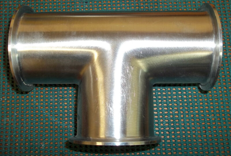 "3"" Stainless Steel Wash ""t"""