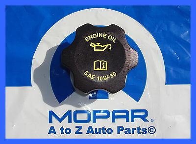 NEW 1994-2002 Dodge Ram, Dakota, Durango 3.9 V6, 5.2-5.9 V8 Oil Fill Cap, Mopar