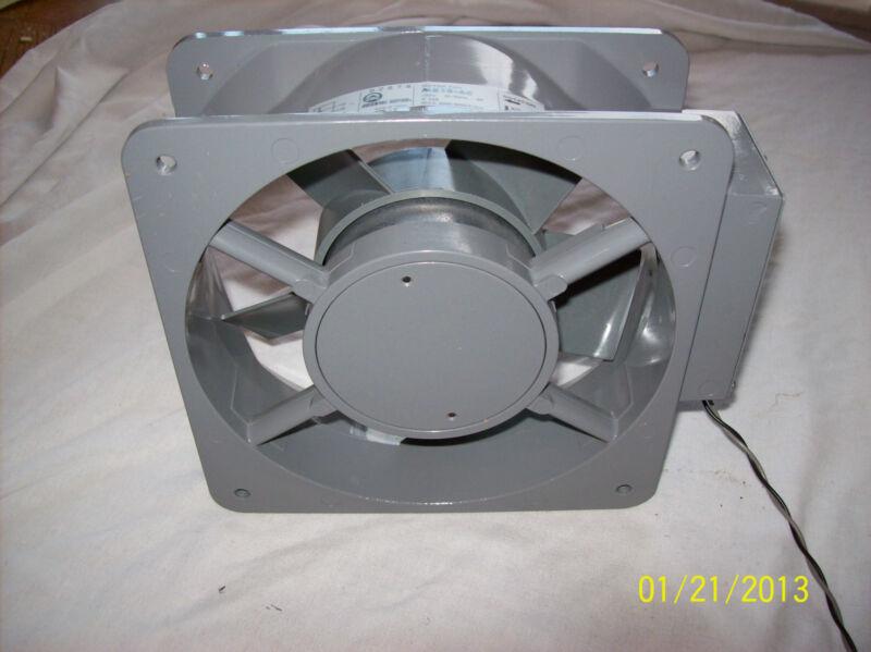 Heavy Duty Aluminum Housing Oriental Motor MR18-AC 100V Fan, Used (MN497T)