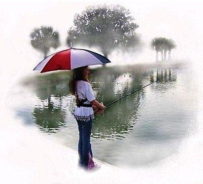 hands free umbrella holder